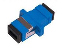 JASCS - SC Adapter SM, Simplex, Zirconia sleeve, Plastic Image