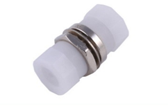 JAFCS-SD FC round Adapter,small D style,SM,Simplex,Zirconia sleeve Image